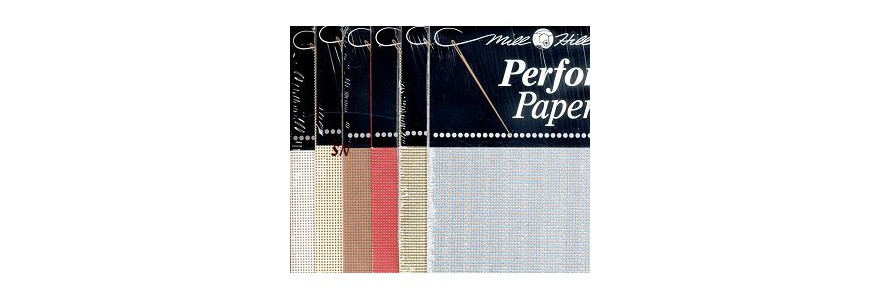 -Perforated Paper 14 count