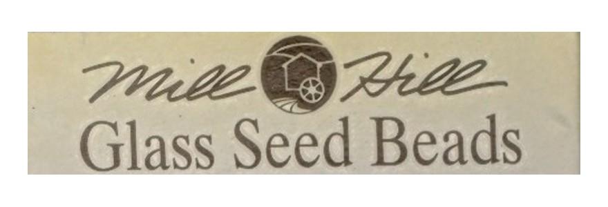 -Glass Seed Beads
