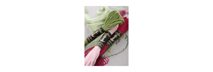 Anchor Stranded Cotton-Moulinè