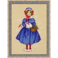 1312  Blue Doll
