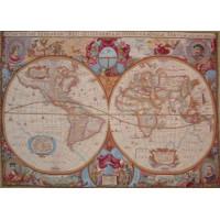 1083A TT Weltkarte antik
