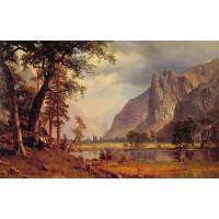 A.Bierstadt -Yosemite Valley