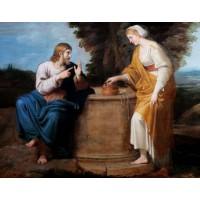 Carracci-Cristo e la Samaritana