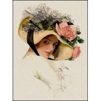 H. Fisher-White Hat