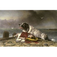 E. H.Landseer-Saved,1856