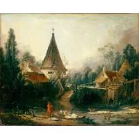 F.Boucher-Landscape
