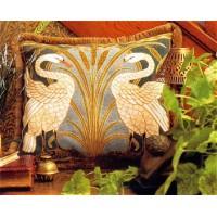 Glorafilia Swans  Cushion