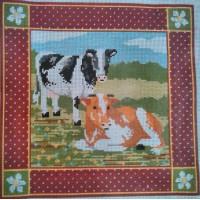 Farmyard Hens 2 by D. Watts