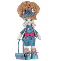 Sewing dolls-Clever Girl
